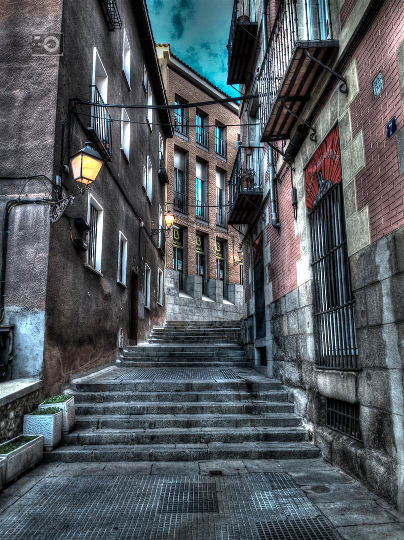 Calle del rollo vistas de madrid for Calle prado 8 madrid